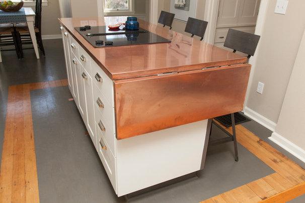 Craftsman Kitchen by Whitney Lyons