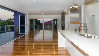 Jenolan Split Level at Figtree NSW
