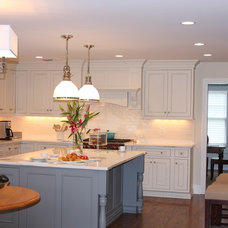 Traditional Kitchen by CST CREATIONS