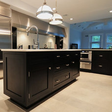 Contemporary Kitchen by The Architect's Studio - Mark A. Pavliv, AIA