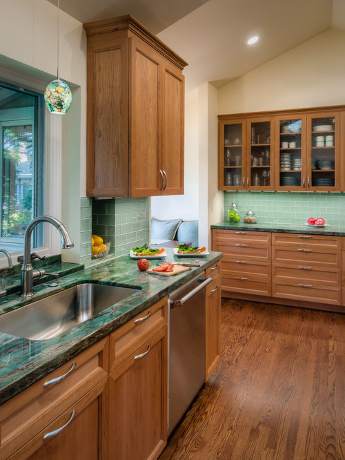 backsplash for kitchens green granite countertop ideas pictures remodel and decor 1421