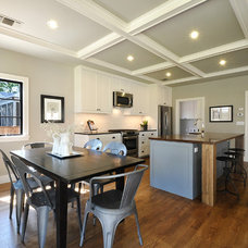 Traditional Kitchen by JGB Custom Homes