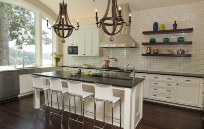 My Houzz: Tour a Contemporary Townhouse on the Water