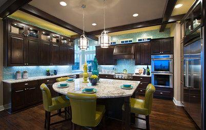 Strategies to Create Color Flow Throughout a Home — a Case Study