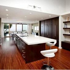 Contemporary Kitchen by Buchmann Design