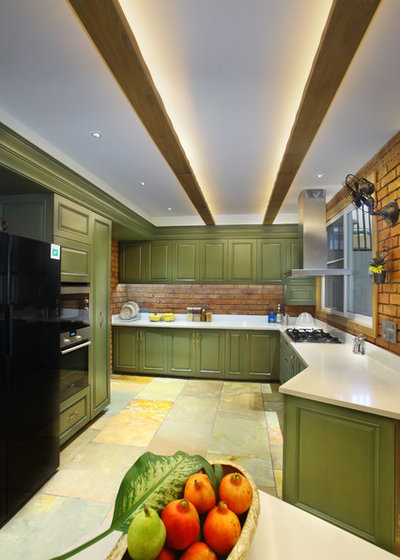 Contemporary Kitchen by Group DCA