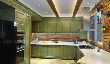 10 Fresh Kitchen Colour Combos That Will Always Stay In Style