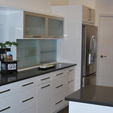 Contemporary Kitchen by Patricia