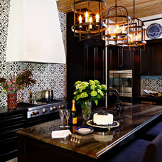 Traditional Kitchen by Chancey Design