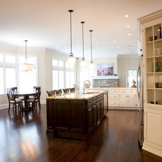 Traditional Kitchen by Sawlor Built Homes