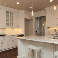 Traditional Kitchen John Willis Homes