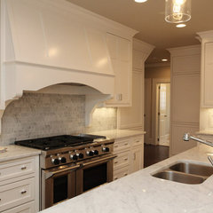 modern kitchen John Willis Homes
