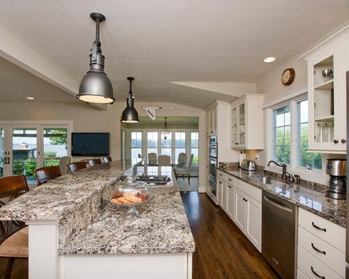 Arctic White Granite Home Design Ideas, Pictures, Remodel ...