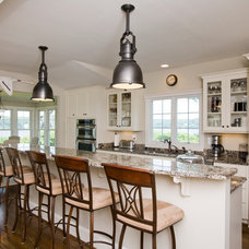 Traditional Kitchen by Timberlake Design Build
