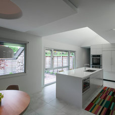 Contemporary Kitchen by Faust Construction