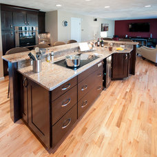 Transitional Kitchen by Nathan J. Reynolds