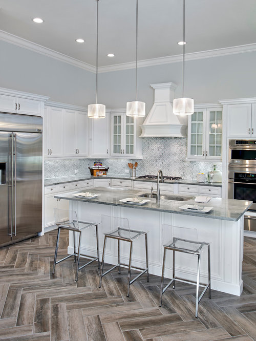 ... Mother Of Pearl Quartzite Countertops Houzz