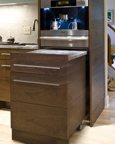 Modern Kitchen by Jones Design Build