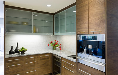 5 Types of Glass for Kitchen Cabinets