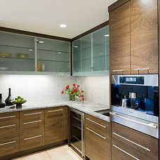 contemporary kitchen by Jones Design Build