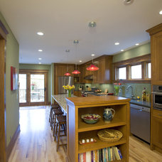 Craftsman Kitchen by Jones Design Build