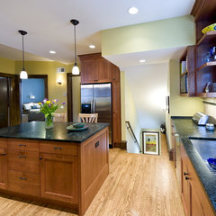 traditional kitchen by Jones Design Build