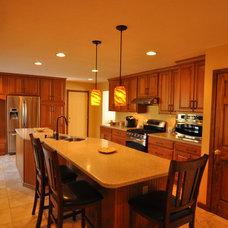 Kitchen by Eric Holt Design