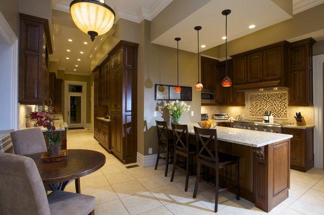 Contemporary Kitchen by Joni Spear Interior Design