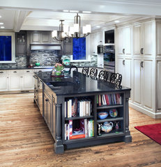 traditional kitchen by jordan peterson interior design