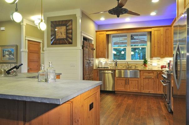 Contemporary Kitchen by josh wynne construction