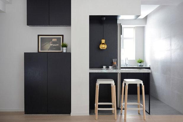 Scandinavian Kitchen by hoo Interior Design & Styling