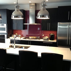Contemporary Kitchen by JPS Professional Coatings, LLC