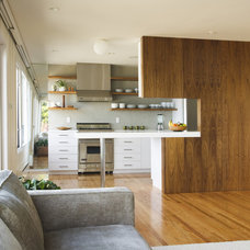 Contemporary Kitchen by Hulburd Design