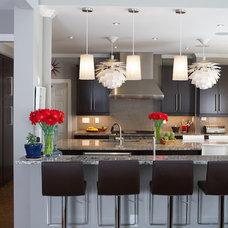 Contemporary Kitchen by Instinctive Design