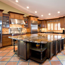 Traditional Kitchen by BeautifulRemodel.com