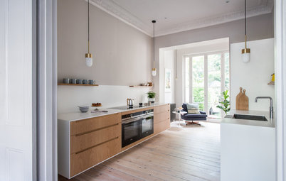 Kitchen Tour: A Contemporary Kitchen for a Georgian Home