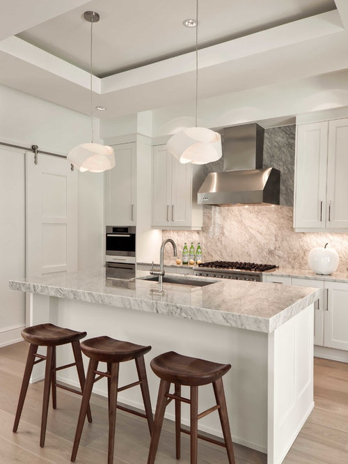 kitchen backsplashes images tropical kitchen design ideas amp remodel pictures houzz 12905