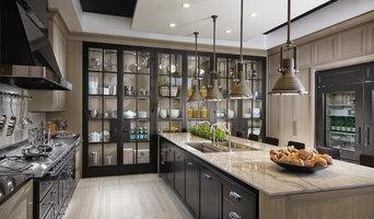 Juno Beach - Kitchen Pantry Metal Doors