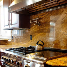 Traditional Kitchen by Granite Grannies