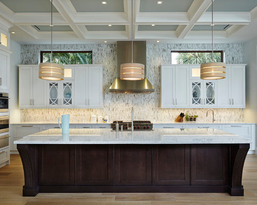 Art Deco Kitchen Design Ideas Renovations Photos With