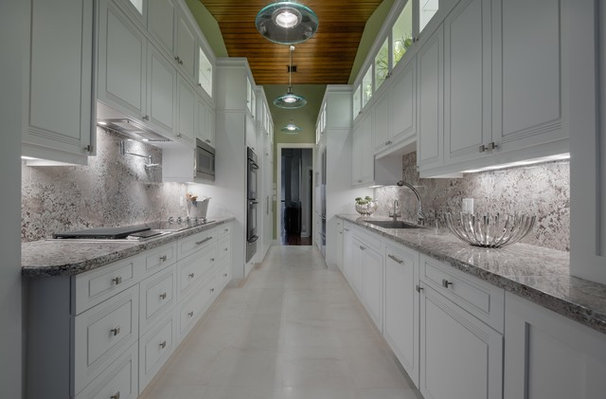 Contemporary Kitchen by Michael Laurenzano Photography