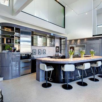 Justice Kohlsdorf Residence Kitchen