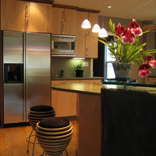 Contemporary Kitchen by K & M Designs