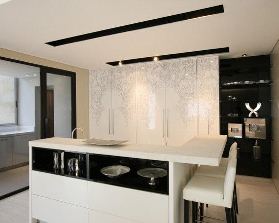 Modern Luxury Apartment Houzz