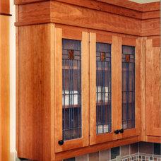 Craftsman Kitchen by Neil L. Warne, Architect
