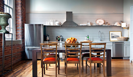 Ways to Fall in Love With a One-Wall Kitchen