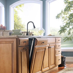 KabinetKing Waypoint Living Spaces Cabinetry