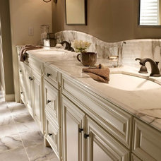 bathroom vanities and sink consoles by Kabinet King