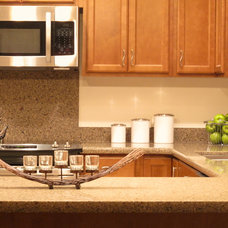 Traditional Kitchen by Design Fruition