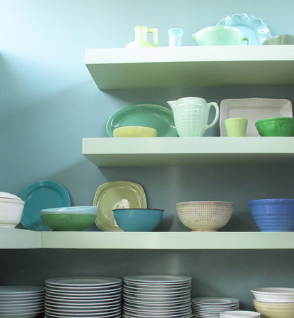 kitchen of the week tricolor finishes make for one cool grey floating shelves ikea grey floating shelves ikea